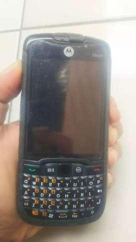 Motorola ES400 minus matot