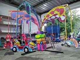komedi safari gerbong fiber odong odong PROMO lengkap kondisi baru