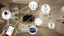 Home Automation, CCTV camera, Home monitoring, Smart Homes, IoT,