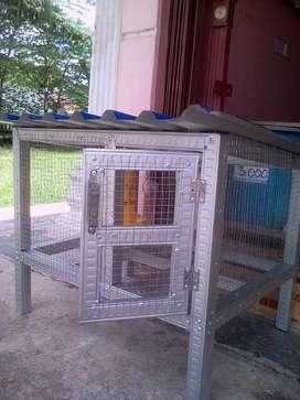 Kandang Anak Ayam anti Tikus, anti Rayap, anti Karat dan Tahan Lama