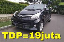 Toyota Avanza Veloz 1.5 MT | Bisa Kredit TDP=19juta