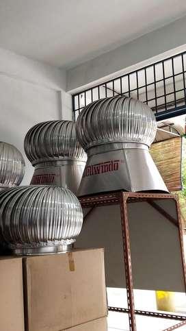 Turbin ventilator batam