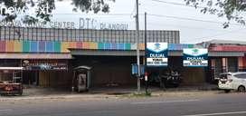 Jual Toko DTC Dlanggu Hadap Jln Raya Dlanggu