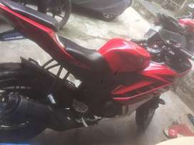 Yamaha R15 version 2 urgent sale