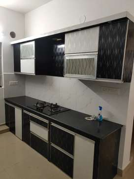 2bhk. Semi furnished flat for sale