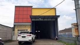 Gudang MOJOSARI Mojokerto Jalan Raya Strategis MURAH Hitung Tanah Saja