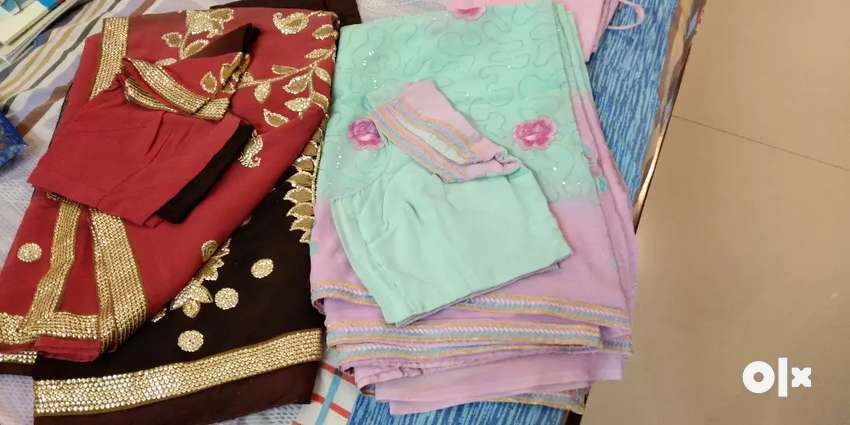 Party wear Sarees 0