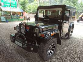 Mahindra jeep 4x4 jeep modified
