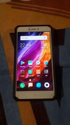 Xiaomi note 4, ram 3/16gb retak lancar