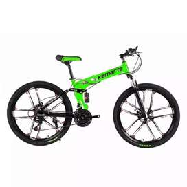 21gear foldable cycle