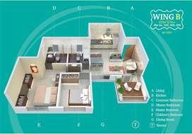1071 Sqft 61 Lakh(all inclusive) 2BHK, In Thergaon- wakad