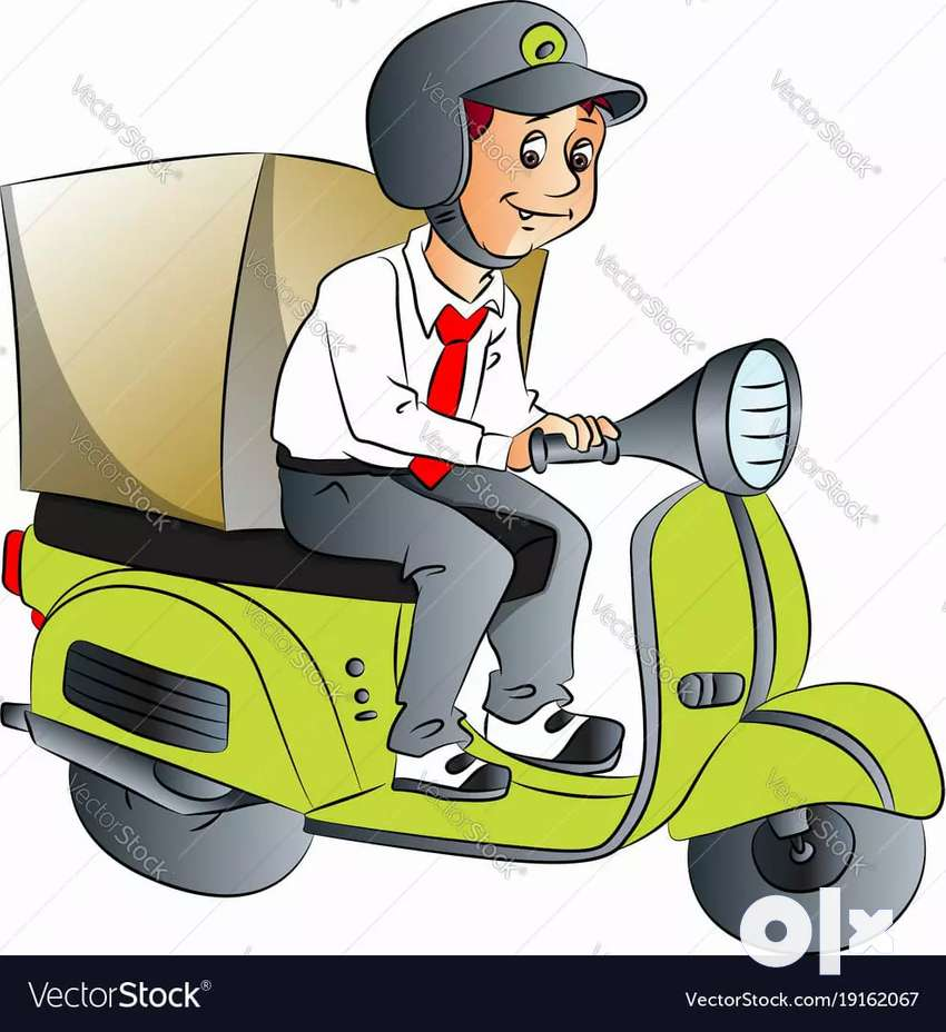 Urgent require Biker Delivery Boy at Mohali Chandigarh 0