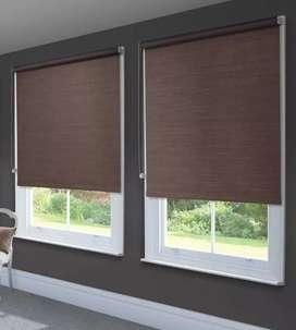 Roller blinds desain gorden gordyn murah akuntabel