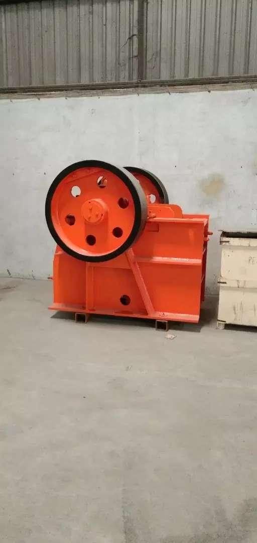 JAW CRUSHER PE400X600 TIPE SHANBAU 0