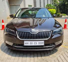Skoda Superb Style 1.8 TSI AT, 2018, Petrol