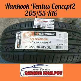 PROMO MURAH BAN mobil Altis BMW Mercy Civic HANKOOK VENTUS 205/55R16