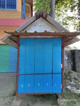 Shop ( Ghumti ). ( Brand new ) ( unused )