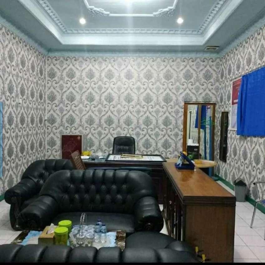 Wallpaper dinding premium dan wallpaper 3D custom free desain gambar#f
