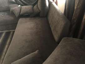 Corner Sofa custom built huge seats