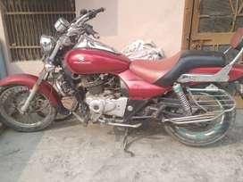 Red Avenger 220