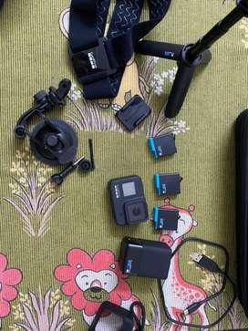 GoPro Hero -8 Full kit