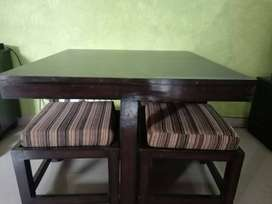 Dining Table 4 sheater