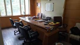 600sqft fully furnished office at sakar 5