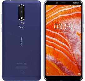 Nokia 3.1 plus 3gb ram 32gb internal