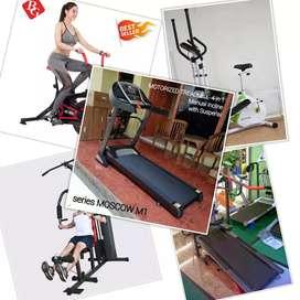 Jual Treadmill // Sepeda Statis // Home Gym di Semarang