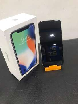 iphone x (64gb) brand new condition two month used only