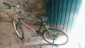 6 Gear Bicycle for Sale