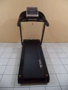 Treadmill electric Tl-123 semi commersial-3,0hp-total fitness