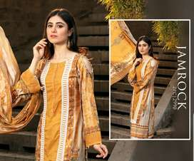 Zareen by Sapphire Unstitched 2 piece suite