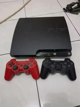 PS 3 Slimm 500GB