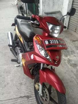 Yamaha jupiter mx non kopling 2010 akhir
