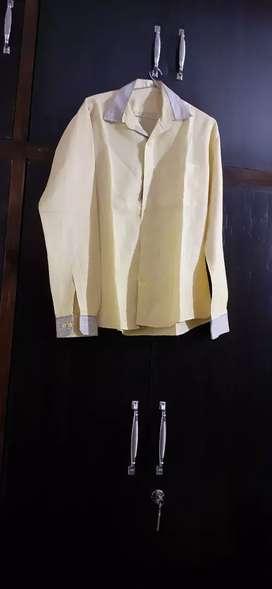 Medium size shirts, at 349 each