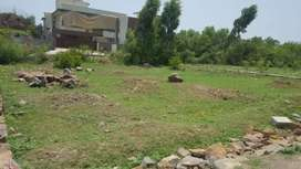 Plot for sale in d-12