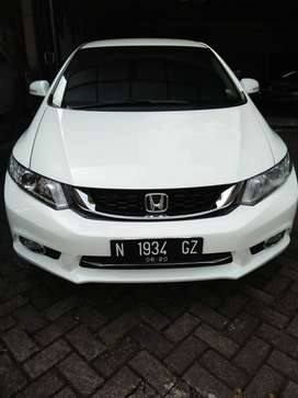 Honda civic 1.8 Vtec Matic 2015 Istimewa