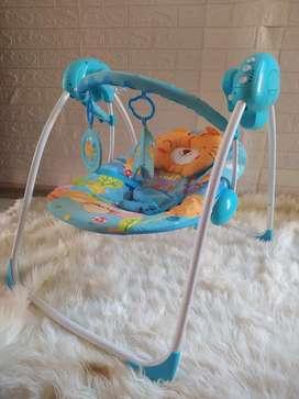 Ayunan bayi baby swing sugar baby