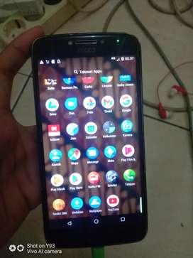Motorola E4+ normal