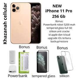 PROMO 22 !! NEW IPHONE 11 PRO 256 GB