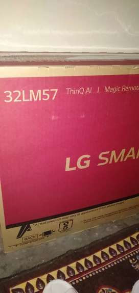 LG 32 inch smart LED with warranty