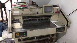 Mesin potong kertas ideal hidrolik program bukan polar itoh horizon