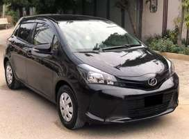 Toyota Vitz 2015 On Easy EMI Process 20%D.P Butt & Sons Pvt.ltd