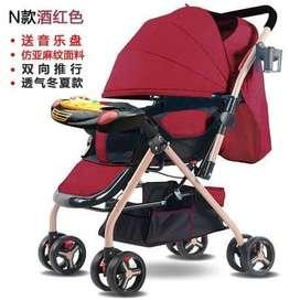 Bby Stroller Murah Super KUat Bongkar pasang dan MURAH