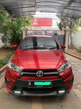 Toyota Yaris TRD 2016
