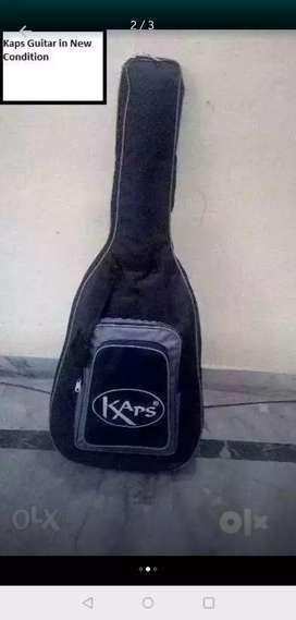 Kaps Jumbo Guitar in New Condition