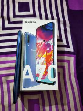 Samsung Galaxy A70 at 24000 only 3 month old