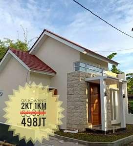 Rumah Elegant Murah siap huni SLEMAN 500m dari jalan Jogja - Solo.