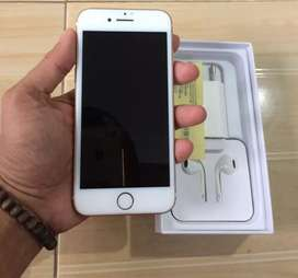 Iphone 7 fullset 32 gb ex inter b.u